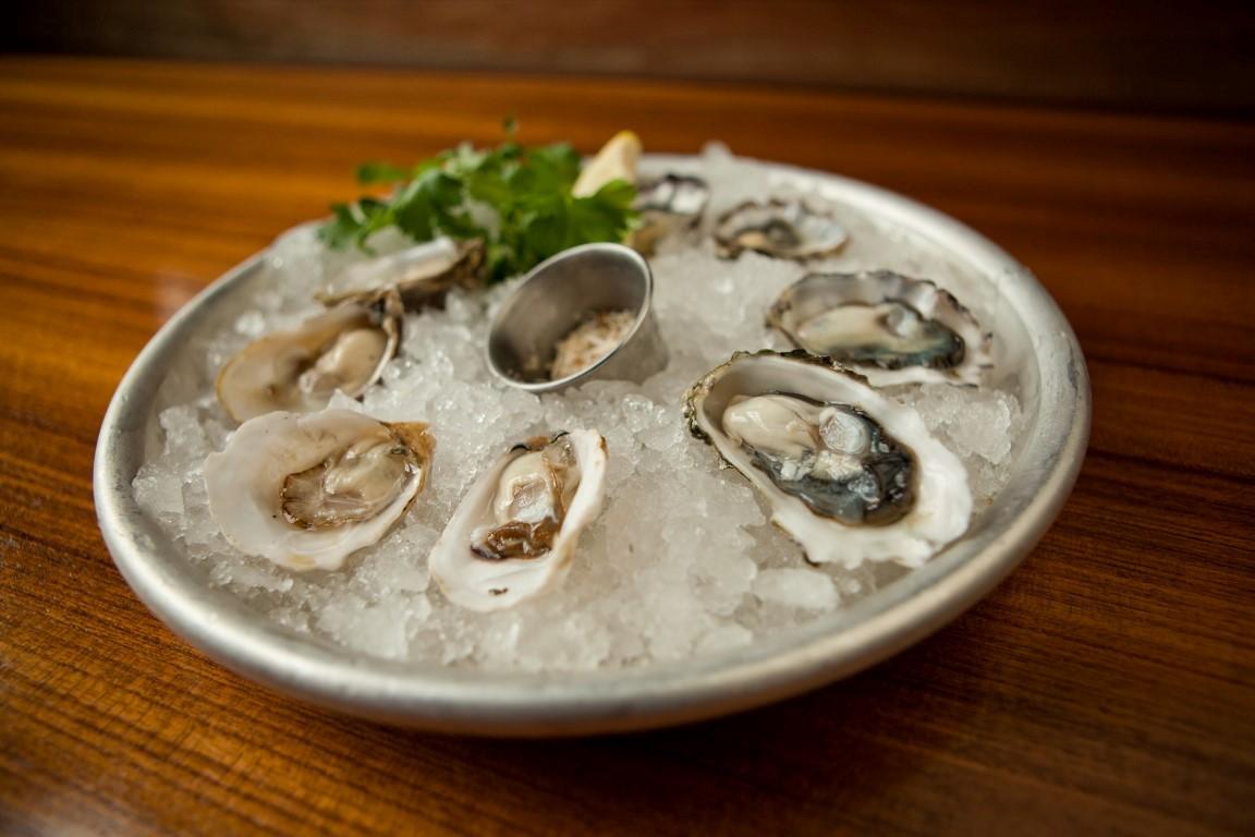 Ballard Annex Oysters